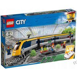LEGO CITY POCIĄG PASAŻERSKI RC 60197