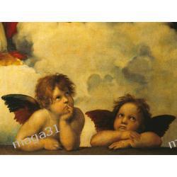 RAVENSBURGER PUZZLE 1000 el RAPHAEL ANGELS 15544