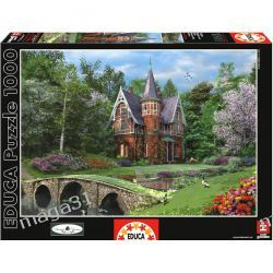 EDUCA PUZZLE 1000 COBBLED BRIDGE COTTAGE 15519