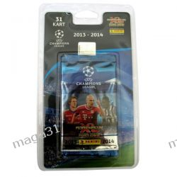 KARTY BLISTER ADRENALYN XL UEFA CHAMPIONS LEAGUE 2013/2014 PANINI