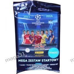 MEGA ZESTAW STARTOWY ADRENALYN UEFA CHAMPIONS LEAGUE 2013/2014 PANINI