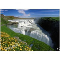 PUZZLE 1000 WODOSPAD ISLANDIA TREFL