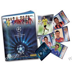 ALBUM DO NAKLEJEK UEFA CHAMPIONS LEAGUE 2013/2014 PANINI