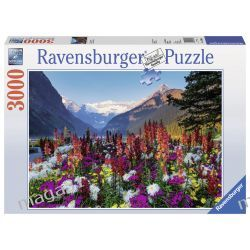 RAVENSBURGER PUZZLE 3000 KWIECISTE GÓRY 17061