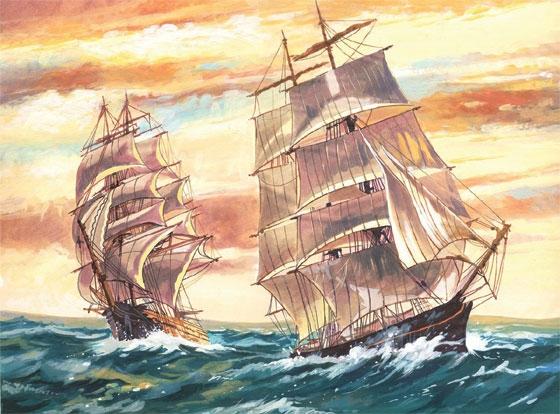 Корабли: предпросмотр