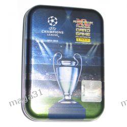 MAŁA PUSZKA + KARTY ADRENALYN XL UEFA CHAMPIONS LEAGUE 2014/2015 PANINI