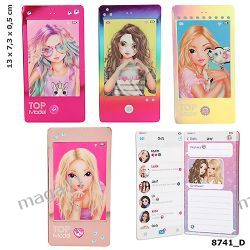 TOP MODEL NOTESIK TELEFON 3D MIX 8741