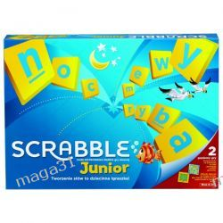 GRA SCRABBLE JUNIOR SCRABLE MATTEL