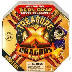 TREASURE X DRAGONS GOLD ŁOWCA SKARB ZŁOTO COBI