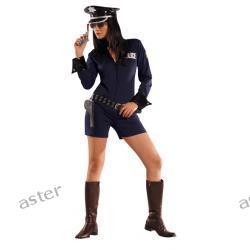STRÓJ DLA DOROSŁYCH POLICJANTKA SUPER LADY Kostiumy damskie