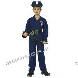 STRÓJ DLA DZIECI POLICJANT MUNDUR