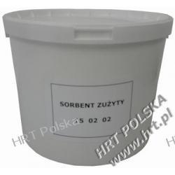 Pojemnik PCV na zużyty sorbent Absodan Plus lub PROFI-SORB