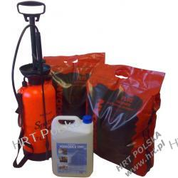 Zestaw ekologiczny: odtłuszczacz AQUAQUICK 2000 5L + sorbent 20 Kg + spryskiwacz 7L GRATIS