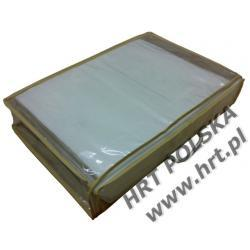 SMO4050.25SET - sorbent tylko do oleju - mata średnia STANDARD 0,40m x 0,50m - 25 szt. w torbie PCV