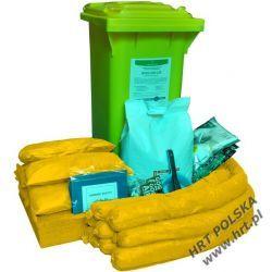 MZE-SCH-120L - mobilny zestaw ekologiczny - sorbenty chemiczne - 120L