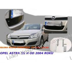 Opel Astra H (Astra III) – segmentu C, produkowany od 2004 -2007,OSŁONA WLOTU POWIETRZA`- ZIMOWA*