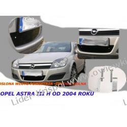 Opel Astra H (Astra III) po  liftingu – segmentu C, produkowany od 2007 -2010,OSŁONA WLOTU POWIETRZA`- ZIMOWA*