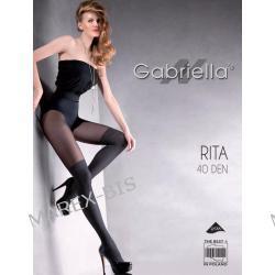 Rajstopy Rita imitujące zakolanówki Gabriella