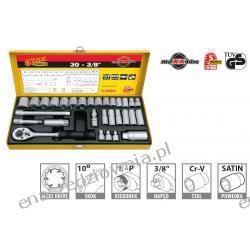 Komplet kluczy nasadowych - 30 części, MN-57-230