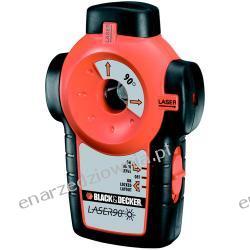 BLACK & DECKER Automatyczna poziomica laserowa 90°, LZR5