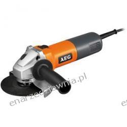 AEG Szlifierka kątowa WS 6-115, 670W