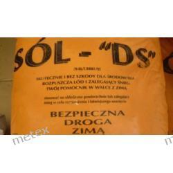 sól drogowa do usuwania gołoledzi 10kg 100szt