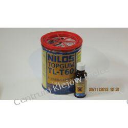 Klej do taśmociągów NILOS  T60  zestaw 1 kg klej guma -metal -tkanina