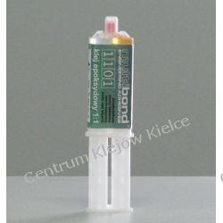 Multibond 1101 25 ml dwuskładnikowy przezroczysty klej epoksydowy płynny, mieszany 1:1