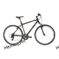 Rower crossowy Kellys Cliff 30 DARK MANGO 2016