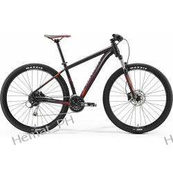 Rower MTB Merida BIG.NINE 100 MATT BLACK 2017.