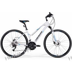 Rower Merida Crossway 40-D WHITE(BLUE/BLACK) 2017 L