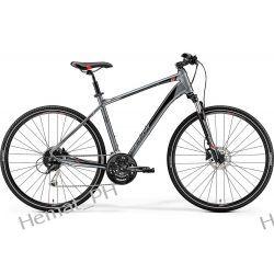 Rower crossowy Merida Crossway 100 dark silver 2019r
