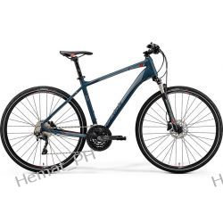 Rower crossowy Merida Crossway 600 matt dark grey 2019r