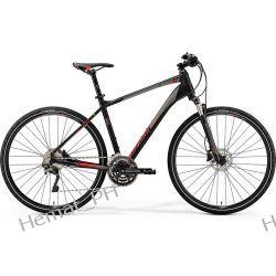 Rower crossowy Merida Crossway 500 matt black 2019r