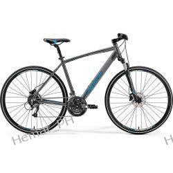 Rower crossowy Merida Crossway 40 D Dark Silver 2019r