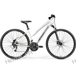 Rower crossowy Merida Crossway 40 D Silk Pearl White 2019r