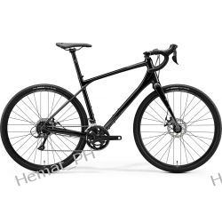 Rower Gravel Merida Silex 200 Metallic Black 2020r.