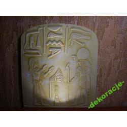 DEKORACJE - PŁASKORZEŹBA EGIPT - DEKORUJ DOM !!!