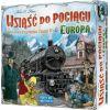 Wsiąść do Pociągu Europa polska wersja GRY TYCHY