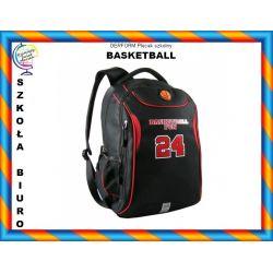 Plecak szkolny BASKETBALL duży na laptop TYCHY