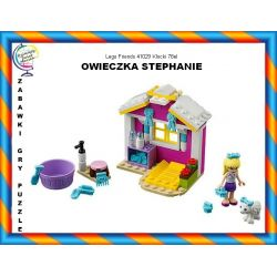 LEGO Friends 41029 OWIECZKA STEPHANIE 78el Tychy