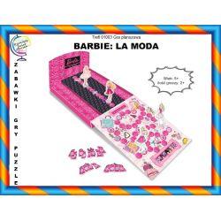GRA planszowa BARBIE LA MODA Trefl 5+ TYCHY