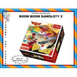 Gra planszowa BOOM BOOM SAMOLOTY 2 Trefl 6+ Tychy