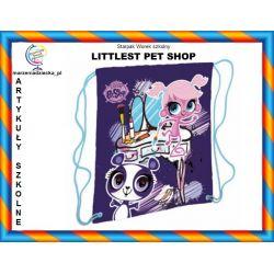 WOREK szkolny obuwie LITTLEST PET SHOP Lps TYCHY