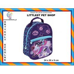 Mini plecak plecaczek LPS Littlest Pet Shop TYCHY