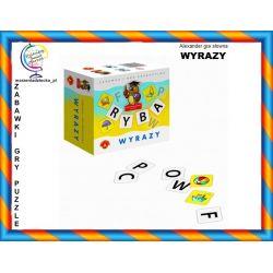 WYRAZY Alexander zabawa edukacyjna litery 5+ TYCHY