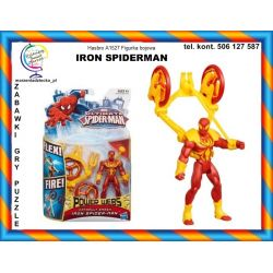 SPIDERMAN figurka IRON Hasbro A1527 4+ TYCHY