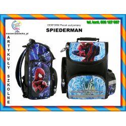 Plecak typu HARDBAG usztywniony SPIDERMAN TYCHY