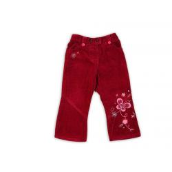 Welurowe spodnie St.Bernard
