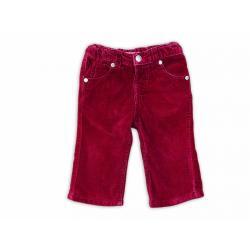 Welurowe spodnie Daisy B